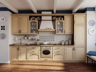 Как спроектировать прямую (линейную) кухню: секреты эргономичного и функционального пространства